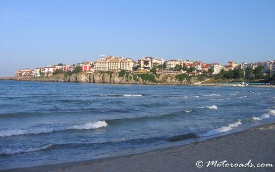 Beach of Sozopol