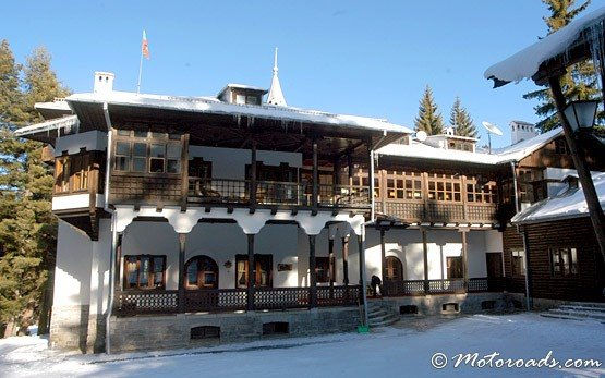Borovets House